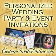 Custom Invites Online